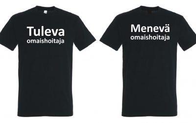 Yhdistyksen t-paidat