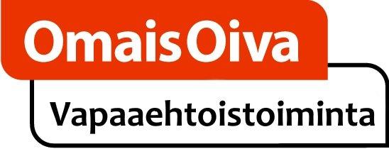 OmaisOiva vapaaehtoistoiminnan logo.
