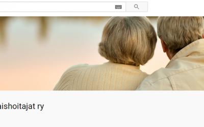 Napapiirin Omaishoitajat ry:n YouTube-kanava (päiv. 16.6.21)